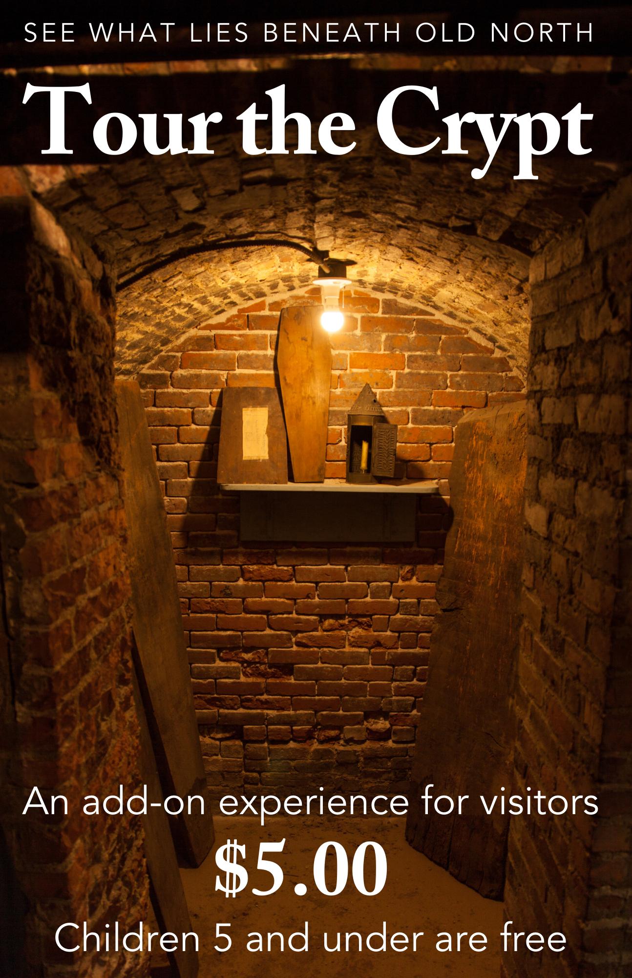 Tour the Crypt